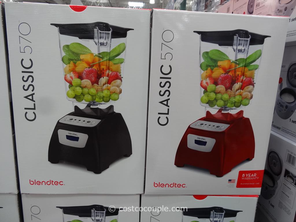 Blendtec Classic 570 Blender Costco 5