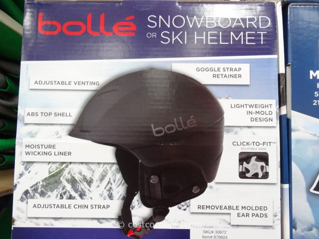Bolle Snowboard or Ski Helmet Costco 2
