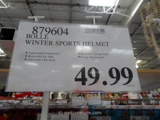 Bolle Snowboard or Ski Helmet Costco 3