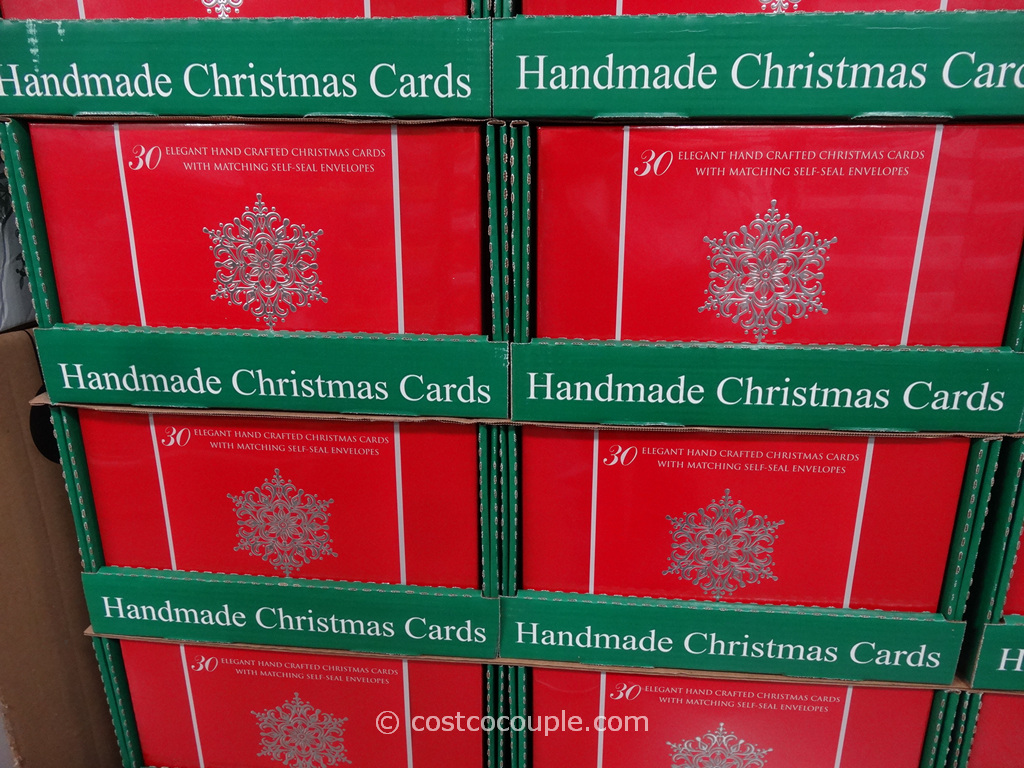 Burgoyne Handmade Christmas Cards Costco 3