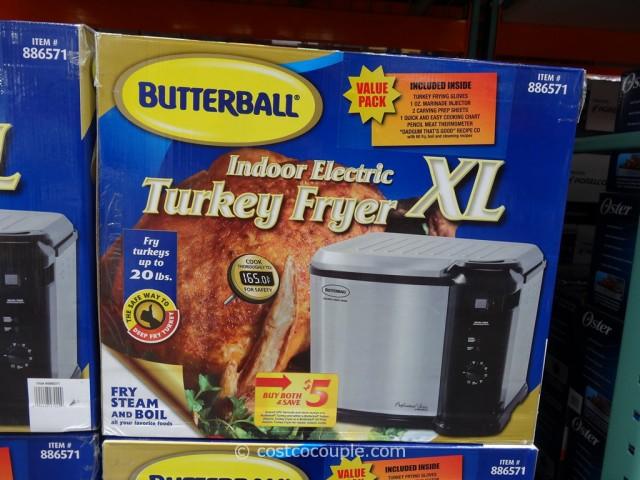 Butterball Indoor Electric Turkey Fryer Costco 2