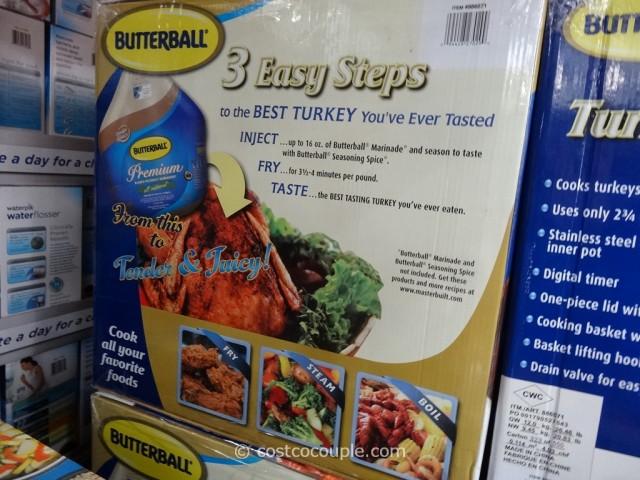 Butterball Indoor Electric Turkey Fryer Costco 5