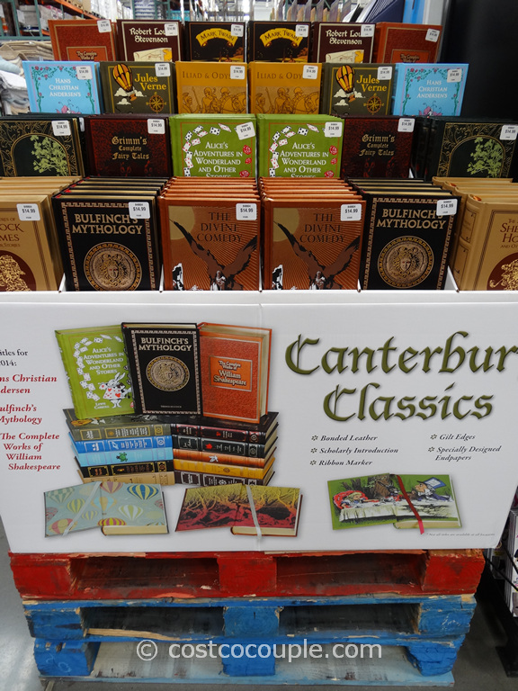 Canterbury Classics Costco 1