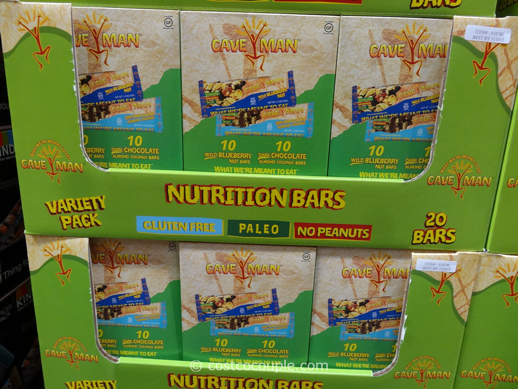 Caveman Paleo Bars Costco 3