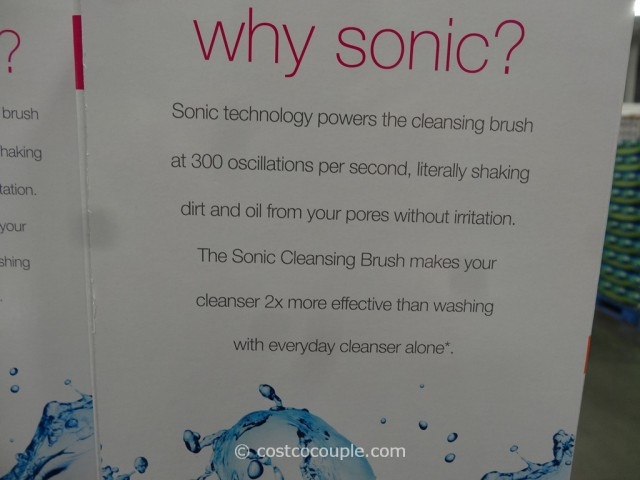 Conair True Glow Sonic Facial Brush Costco  5