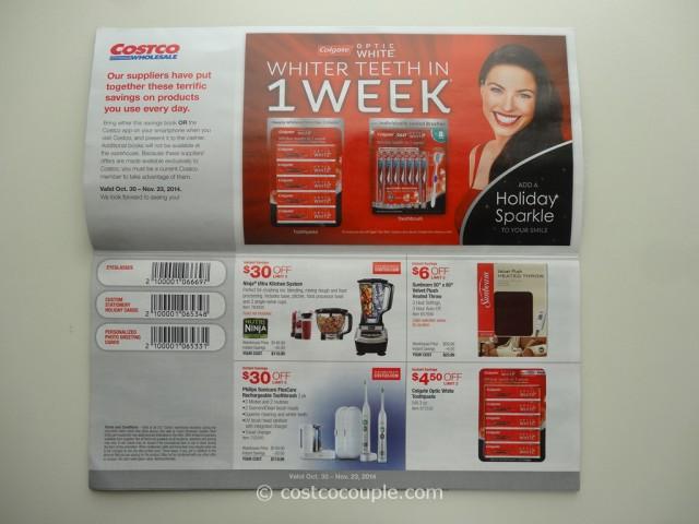 Costco November 2014 Coupon Book 2