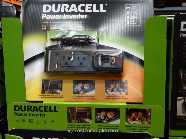 Duracell 175W Power Inverter Costco 4