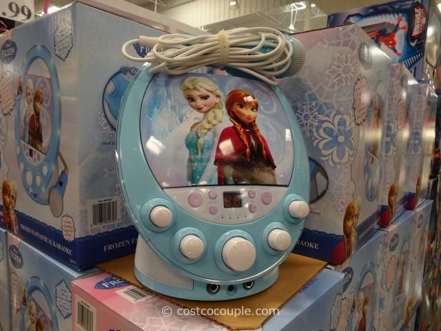Frozen Fantastical Karaoke Costco 5
