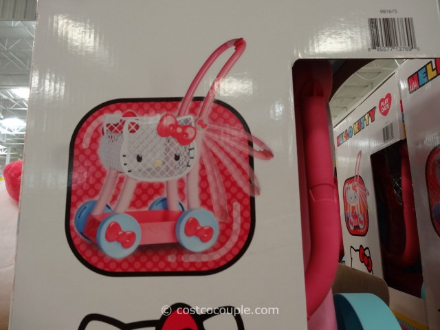 Hello Kitty Shopping Cart Costco 4