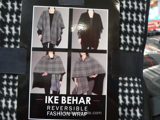 Ike Behar Ladies Reversible Wrap Costco 2
