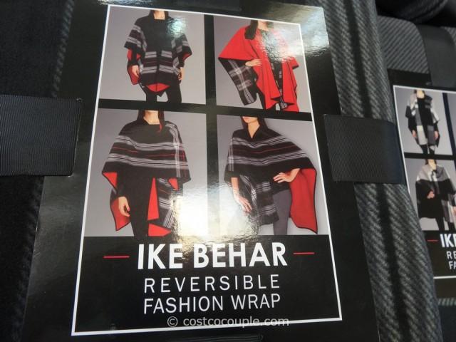 Ike Behar Ladies Reversible Wrap Costco 3