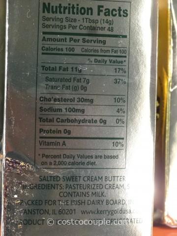 KerryGold Pure Irish Butter Costco 3