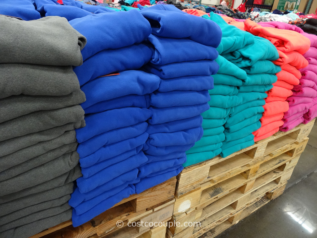Kirkland Signature Ladies Polartec Pullover Costco 2