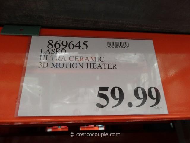 Lasko Ultra Ceramic Heater Costco 1