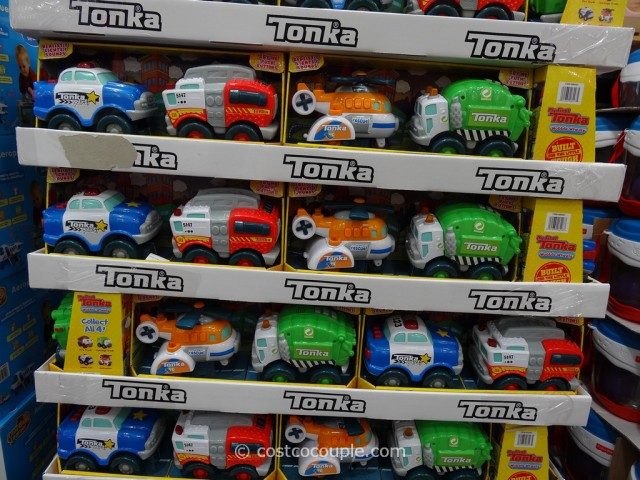 My first tonka wobble wheels - Costco toys for kids ...