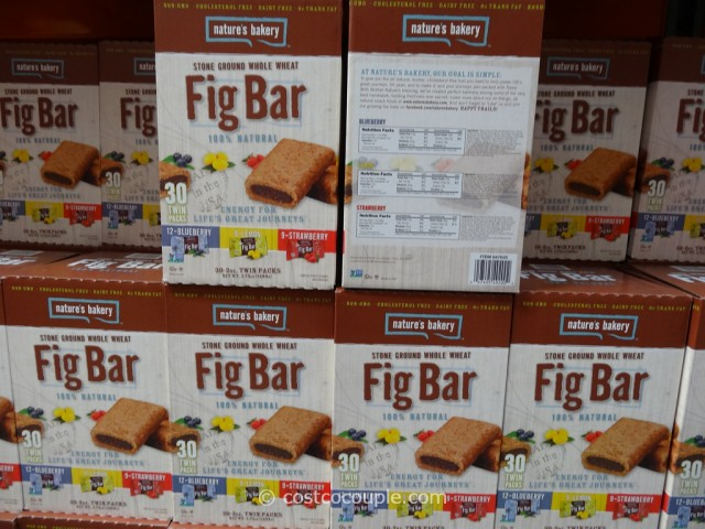 Natures Bakery Fig Bar Costco 2