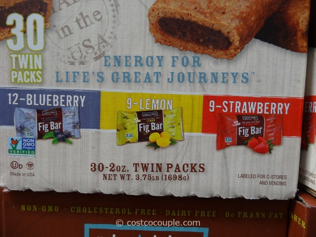 Natures Bakery Fig Bar Costco 4