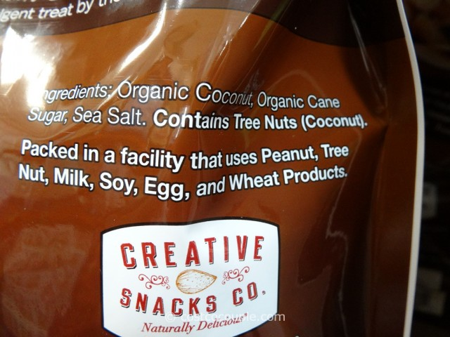 Organic Toasted Coconut Chips Costco 5