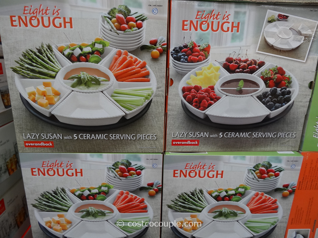 Over and Back Eight Is Enough Set Costco 6