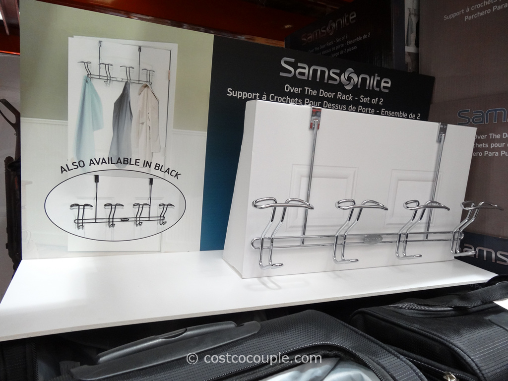 Samsonite Over The Door Hanger Costco 5
