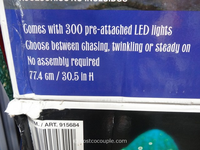 Set of 5 LED Light Bulbs Costco 3
