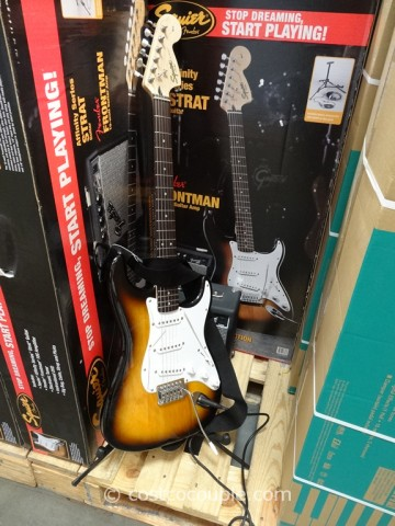 Squier Electric Guitar Pack Costco 2