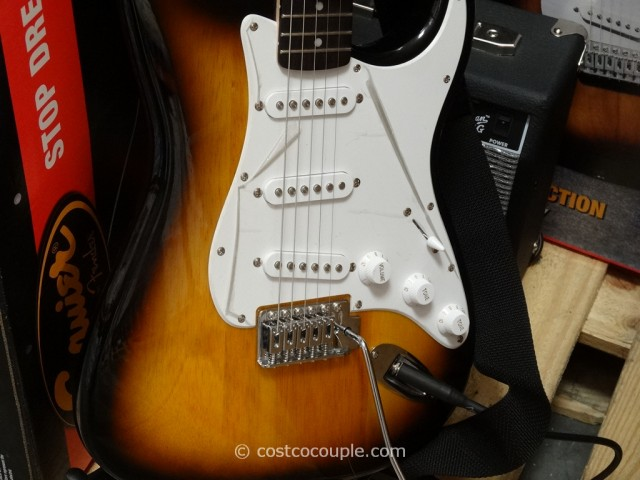 Squier Electric Guitar Pack Costco 3