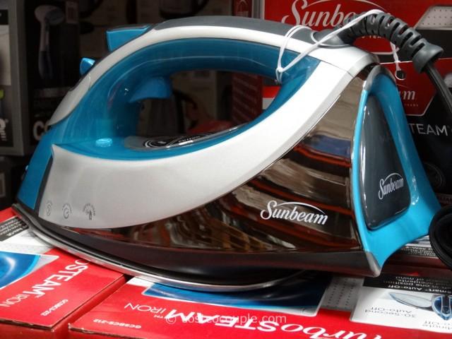 Sunbeam TurboSteam Iron Costco 2