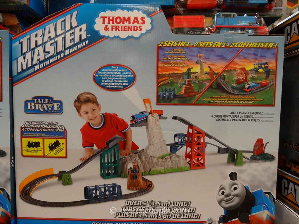 Thomas The Train Avalanche Escape Set Costco 2
