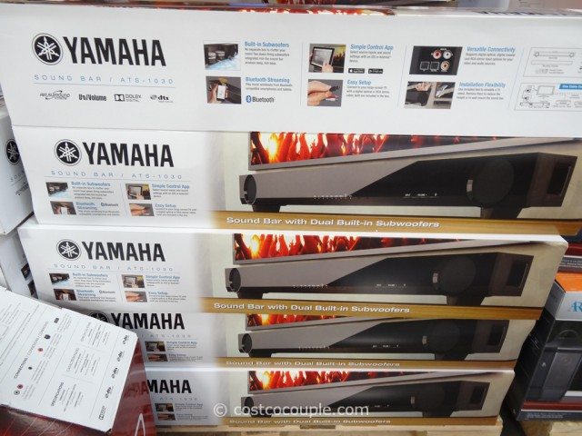 Yamaha ATS-1030 Soundbar Costco 3