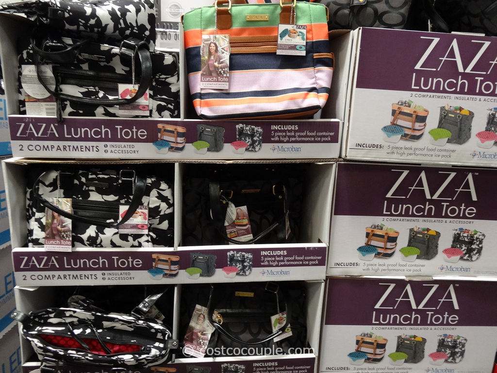 Zaza Lunch Cooler Tote Costco 2