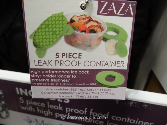 Zaza Lunch Cooler Tote Costco 5