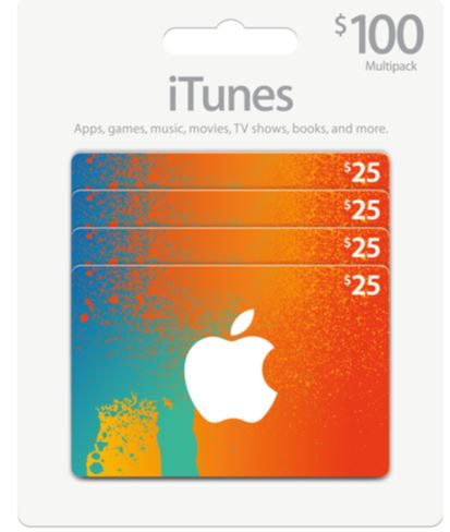 iTunes Gift Card Costco 2