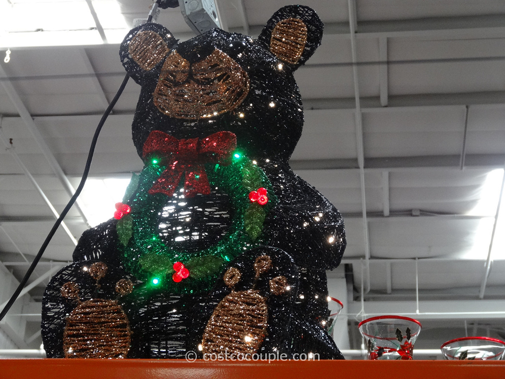 29-Inch LED Black Bear Costco 2