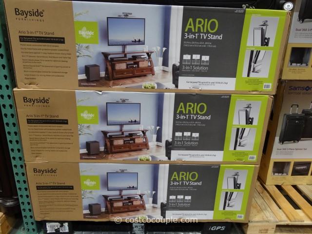 Bayside Furnishings Ario 3 In 1 Tv Stand