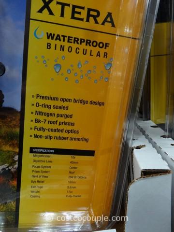 Bushnell Xtera Waterproof Binocular Costco 3