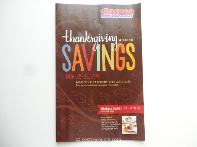 Costco 2014 Black Friday Savings 1