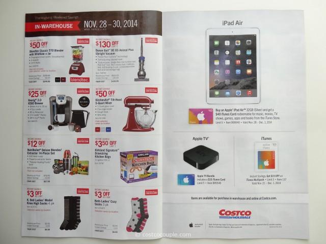 Costco 2014 Black Friday Savings p4