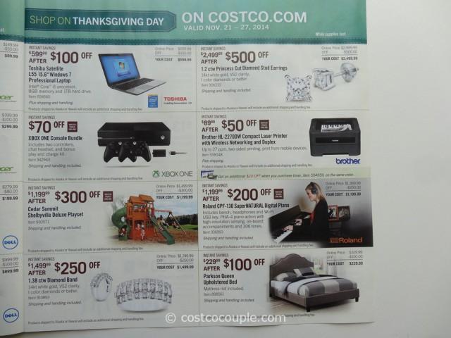 Costco 2014 Thanksgiving Savings Book 11