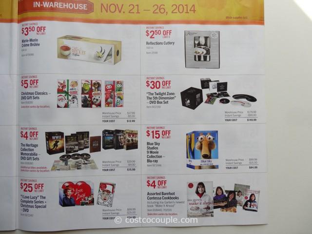 Costco 2014 Thanksgiving Savings Book 7