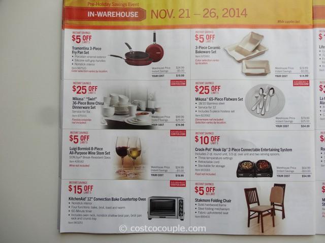 Costco 2014 Thanksgiving Savings Book 8