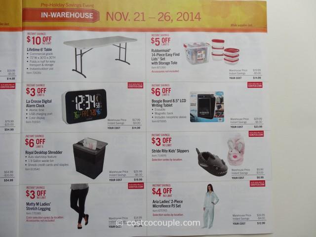 Costco 2014 Thanksgiving Savings Book 9