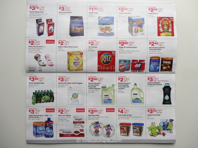 Costco December 2014 Coupon Book 4