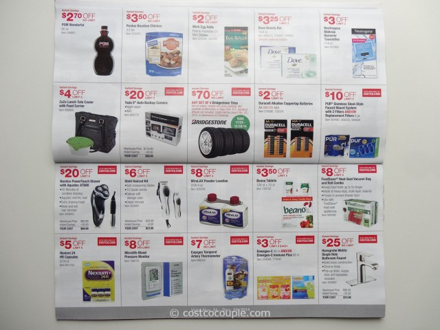 Costco December 2014 Coupon Book 5