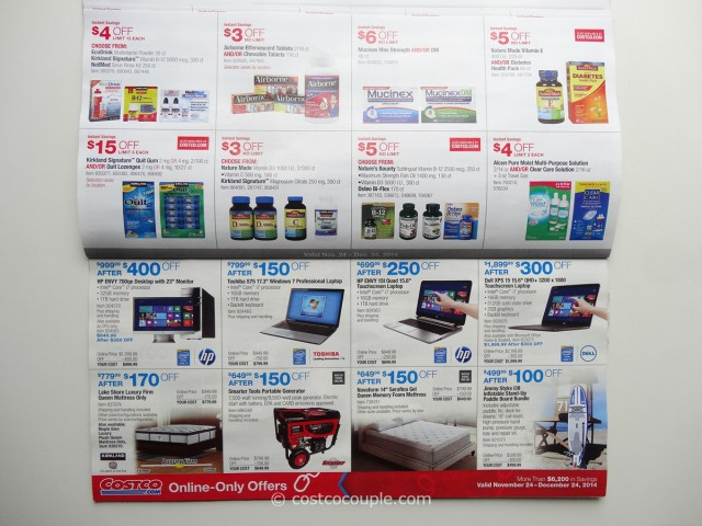 Costco December 2014 Coupon Book 6