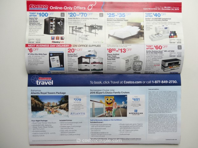 Costco December 2014 Coupon Book 8