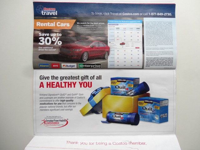Costco December 2014 Coupon Book 9