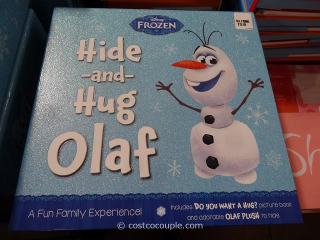 Disney Frozen Hide And Hug Olaf Costco 1