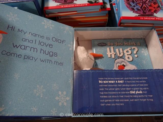 Disney Frozen Hide And Hug Olaf Costco 2