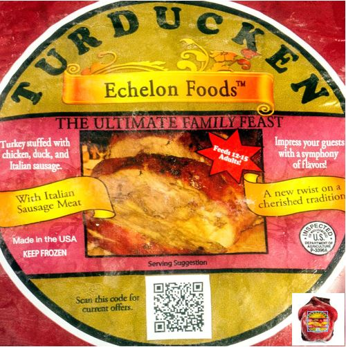 Echelon Foods Turducken Costco 1